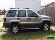 Jeep Grand Cherokee Laredo 2002 for Sale