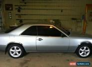 mercedes benz 1989 300ce c124 f1 coupe for Sale