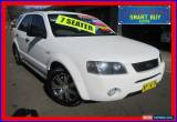 Classic 2007 Ford Territory SY SR (4x4) White Automatic 6sp A Wagon for Sale