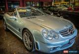 Classic 2005 Mercedes-Benz SL R230 65 AMG Diamond Silver Automatic 5sp A Convertible for Sale