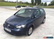 Volkswagen Golf Plus 1.4 Luna 5dr Petrol No reserve 99p start for Sale