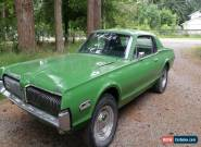 1968 Mercury Cougar XR-7 for Sale