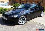 Classic 2008 BMW M3 4.0 V8 AUTOMATIC  JEREZ BLACK - COMPETITION WHEELS !!! for Sale