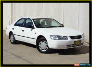 1999 Toyota Camry SXV20R CSi White Manual 5sp M Sedan for Sale