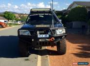 Nissan Patrol ST-S GU4 TB48 5 speed manual $$$ BIG MONEY SPENT$$$ for Sale