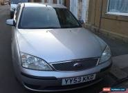 53 FORD MONDEO 2.0TDCI (115bhp) for Sale