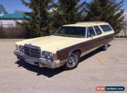 Chrysler: Town & Country for Sale