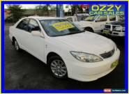 2006 Toyota Camry MCV36R 06 Upgrade Ateva White Automatic 4sp A Sedan for Sale