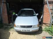 1998 VOLKSWAGEN POLO 1.4 CL AUTO SILVER for Sale