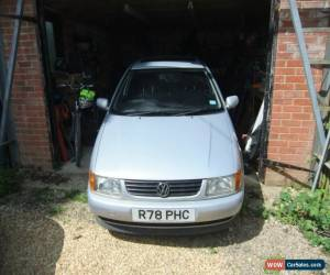 Classic 1998 VOLKSWAGEN POLO 1.4 CL AUTO SILVER for Sale