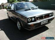 Lancia Delta HF 4WD Turbo 5 Speed WRC Road Car. for Sale