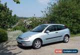 Classic FORD FOCUS 1.6 ZETEC, 2003, 3 Door for Sale