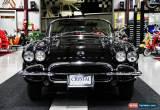 Classic 1962 Chevrolet Corvette for Sale