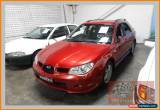 Classic 2007 Subaru Impreza MY07 2.0I (AWD) Burgundy Manual 5sp M Hatchback for Sale