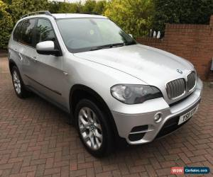 Classic BMW X5 XDRIVE40D AC AUTO 2011 for Sale