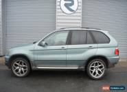 2003 BMW X5 D SPORT AUTO for Sale