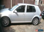 Vw golf gti 1.8 turbo for Sale