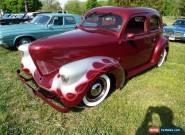 1939 Willys Shark Nose  All Steel Overland Sedan for Sale