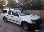 Rodeo ute for Sale