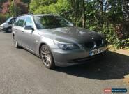 2008 BMW 520D SE TOURING AUTO GREY for Sale
