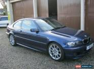 BMW 330 3.0 auto 2004MY Ci Sport for Sale