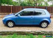 2005 Volkswagen Polo 1.2 S 3dr for Sale