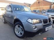 2009 BMW X3 2.0 d SE 5dr for Sale