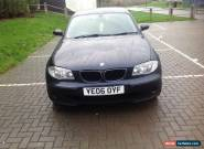 2006 BMW 118D ES BLUE, 2.0 DIESEL, 12 MONTHS MOT, for Sale
