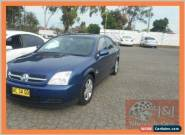 2005 Holden Vectra ZC MY05 Upgrade CD Blue Automatic 5sp A Hatchback for Sale