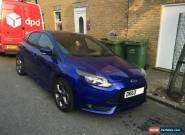 2013 FORD FOCUS ST-3 TURBO BLUE for Sale