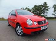 2005 Volkswagen Polo 1.2 E 5dr for Sale