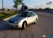 Ford: Taurus SE for Sale