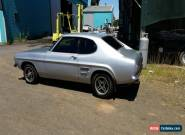 Ford Capri XL (1970) 2D Sedan MANUAL (1.6L - Carb) Seats for Sale