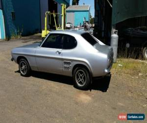 Classic Ford Capri XL (1970) 2D Sedan MANUAL (1.6L - Carb) Seats for Sale