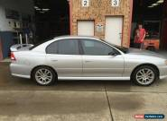2004 VY Commodore S-Pack Manual for Sale