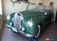 Mercedes-Benz: 300-Series 300 ADENAUER CABRIOLET LIMO for Sale