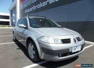 2005 Renault Megane X84 Authentique Silver Automatic 4sp A Hatchback for Sale