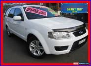 2010 Ford Territory SY Mkii TX (RWD) White Automatic 4sp A Wagon for Sale