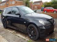 2006 BMW 520D SE TOURING BLACK for Sale