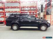 Toyota Hilux SR5 2007 for Sale
