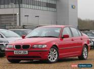 BMW 320 2.0TD 2004MY d ES for Sale