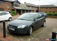 2007 FORD FOCUS STYLE DIESEL GREY **BARGAIN** for Sale