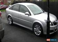 2008 VAUXHALL VECTRA SRI NAV SILVER for Sale