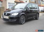VW Touran !!!!! Full Service History !!!! Perfect Family Car !!! Quick Sale !!!! for Sale