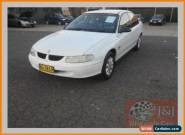 1998 Holden Commodore VT Executive White Automatic 4sp A Sedan for Sale