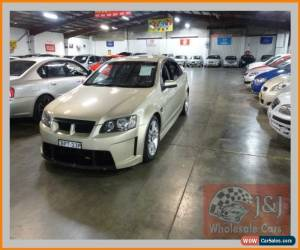 Classic 2007 Holden Commodore VE Omega Gold Automatic 4sp A Sedan for Sale
