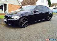 2006 BMW 320D M SPORT BLACK OUT 220bhp remapped for Sale