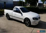 2006 Ford Falcon BF MkII XL (LPG) Automatic 4sp A Utility for Sale