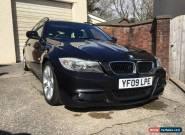 2009 BMW 3 SERIES 2.0 318D M SPORT TOURING 5D 141 BHP DIESEL for Sale