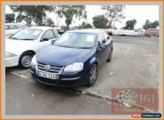 2006 Volkswagen Jetta 1KM 2.0 TDI Blue Manual 6sp M Sedan for Sale
